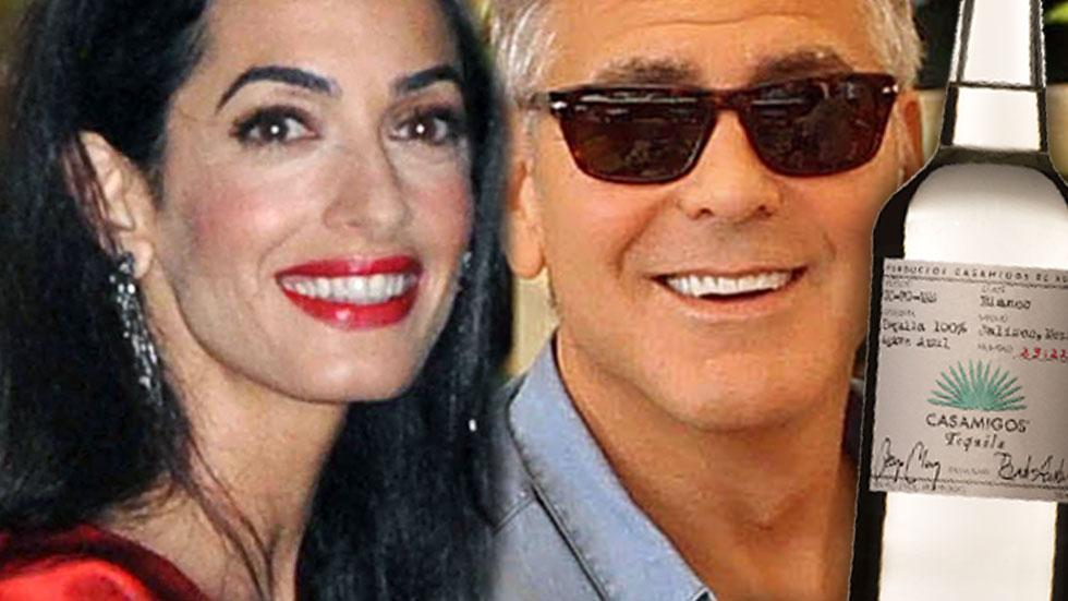 //amal and clooney pp