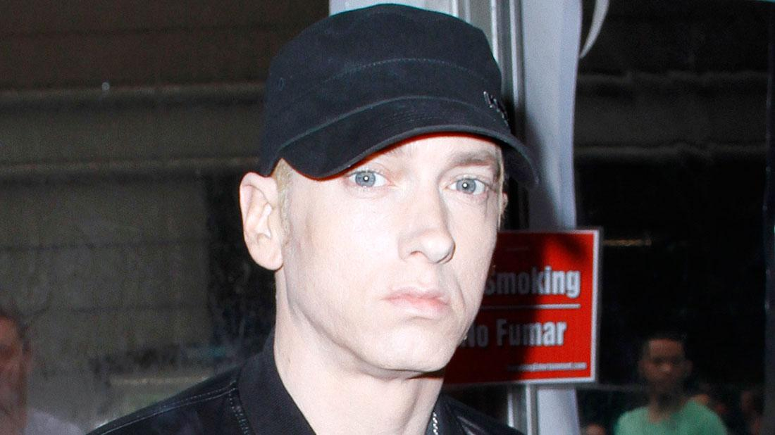 Eminem's Ex-Stepmom Hopes He'll Reconnect With Family After Dad's Tragic Death