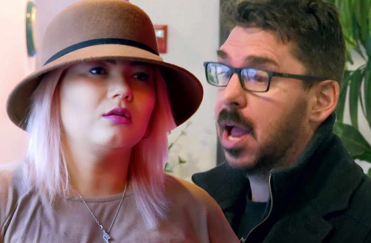 Teen Mom Amber Portwood Split Fiance Matt Explodes