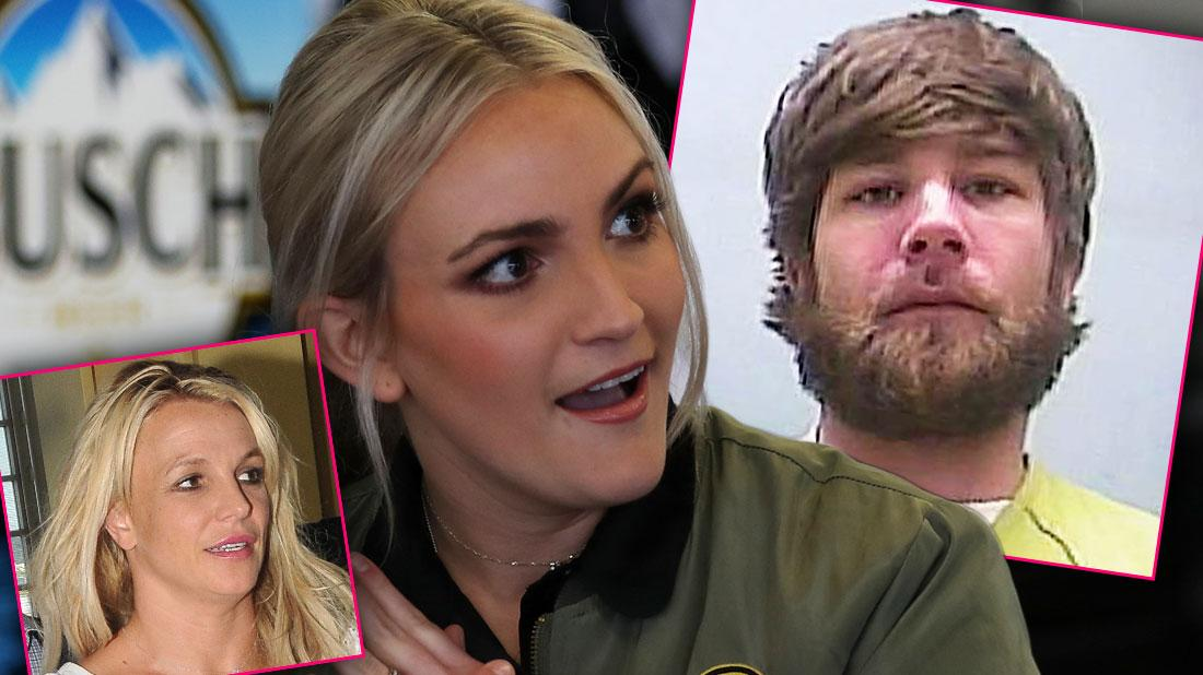 Spears Family Hell! Jamie Lynn's Baby Daddy Charged With Felony Drug Possession
