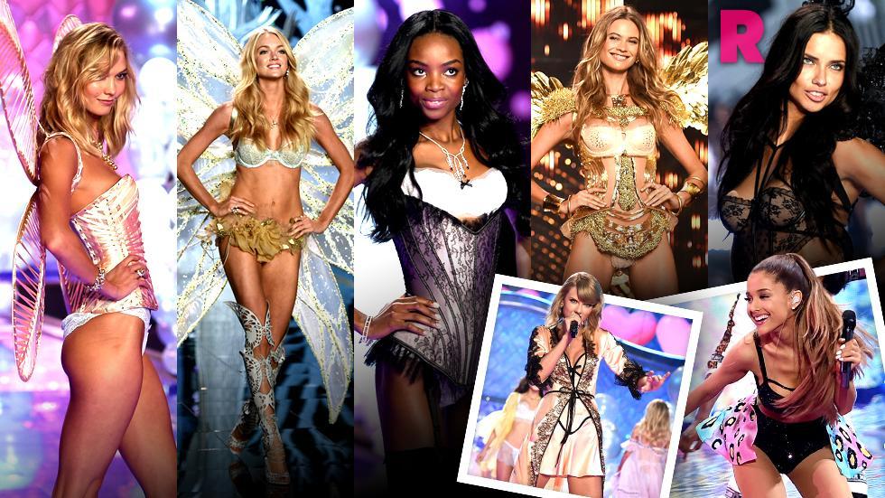 //victorias secret fashion show  pp