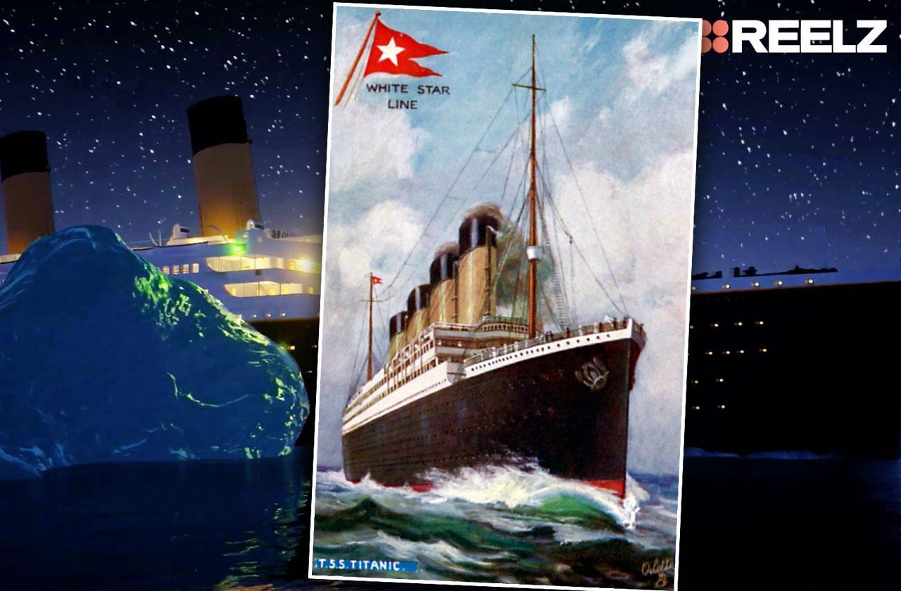 Titanic Iceberg Tore Away Rivets Sink