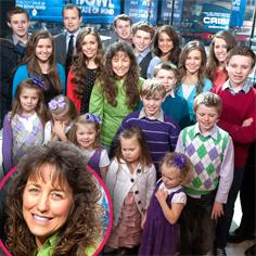 //michelle duggar pregnant  kids experience gets easier birth labor process  sq