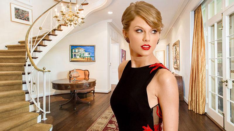 Taylor Swift Buys New Home For 25 Million Dollars Cash