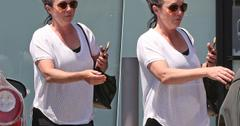 Shannen Doherty Long Hair Cancer