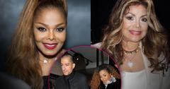 //Janet Jackson Leans Sister LaToya Divorce pp