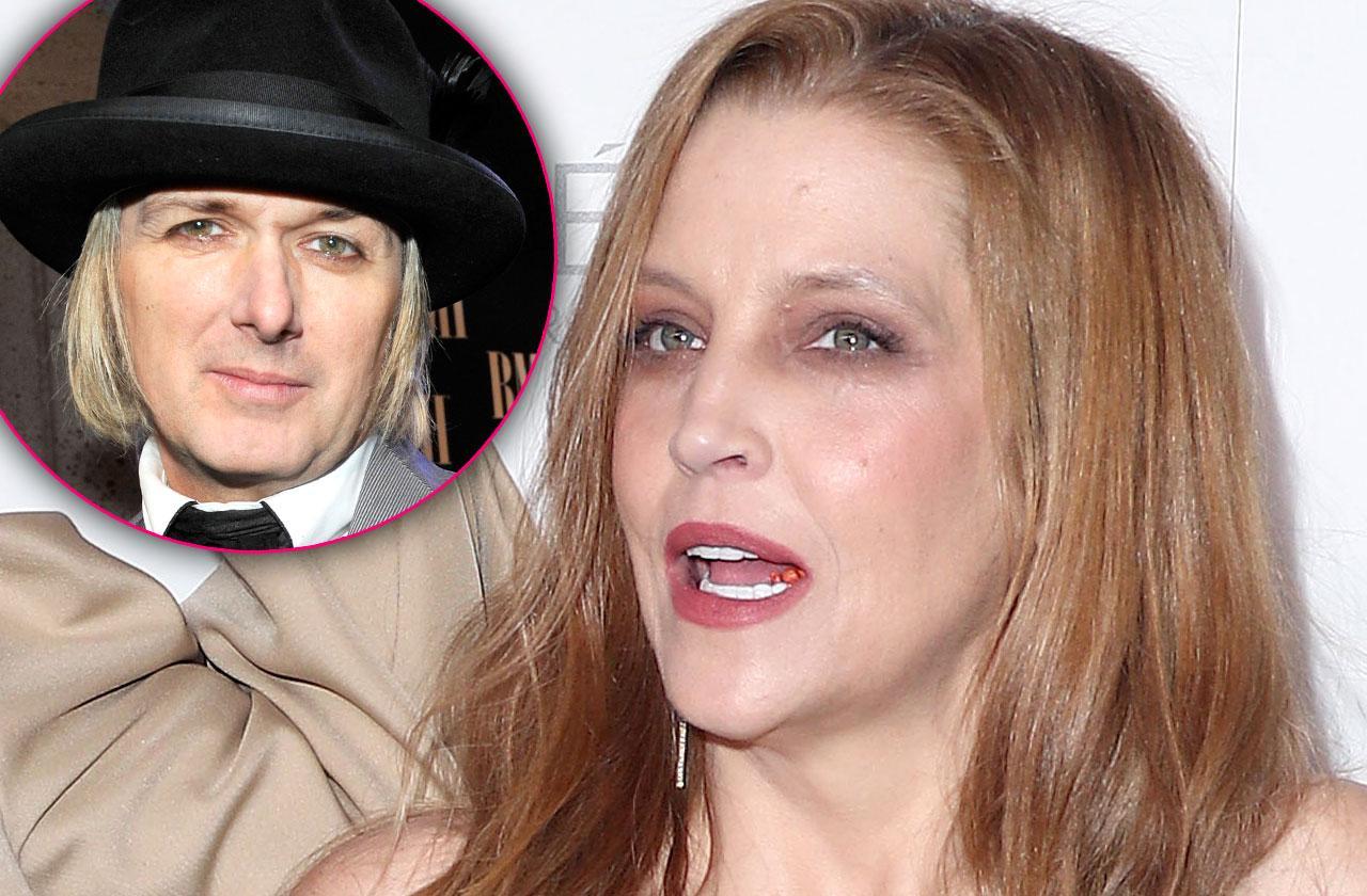 Lisa Marie Presley Abused Cocaine Popped Pills Michael Lockwood