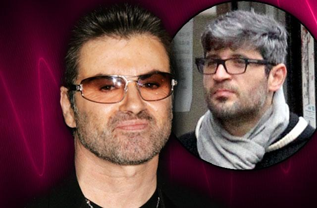 //george michael dead  call boyfriend pp