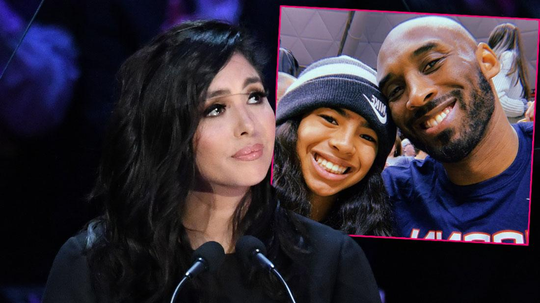 Vanessa Bryant Shares Footage Of Kobe & Gianna In Tribute