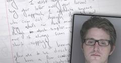 Michael Douglas Son Cameron Douglas Jail Letters