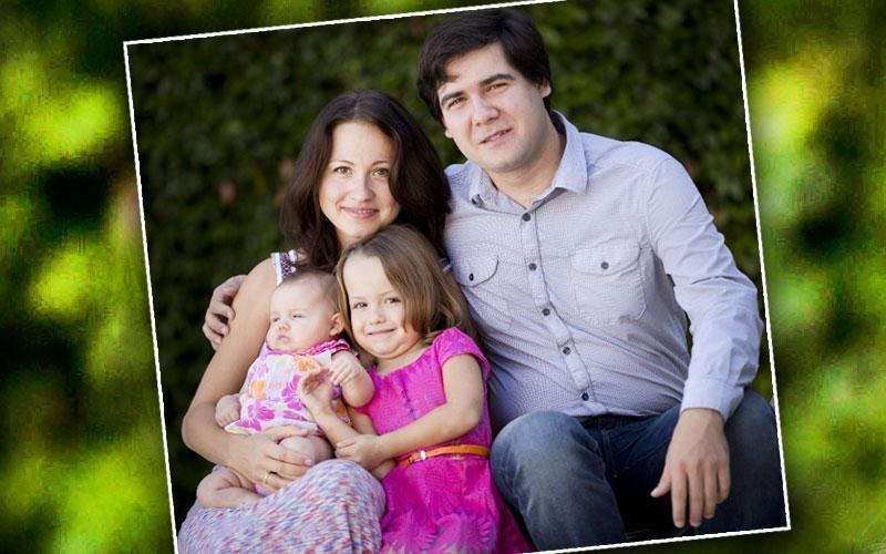 Vadym Kholodenko & Sofya Tsygankova's Children Murdered