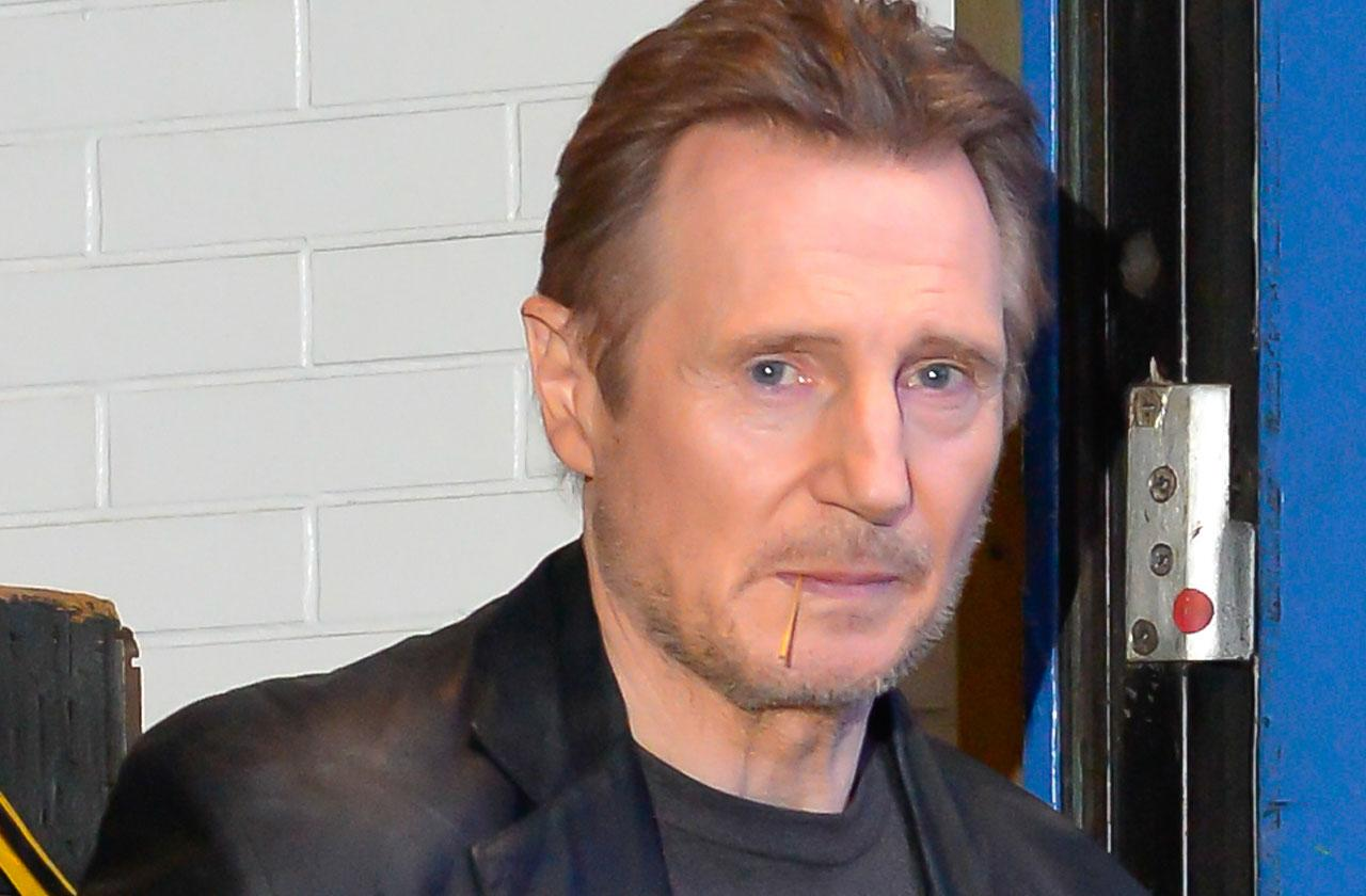 Liam Neeson Defends Comments Interview Not Racist