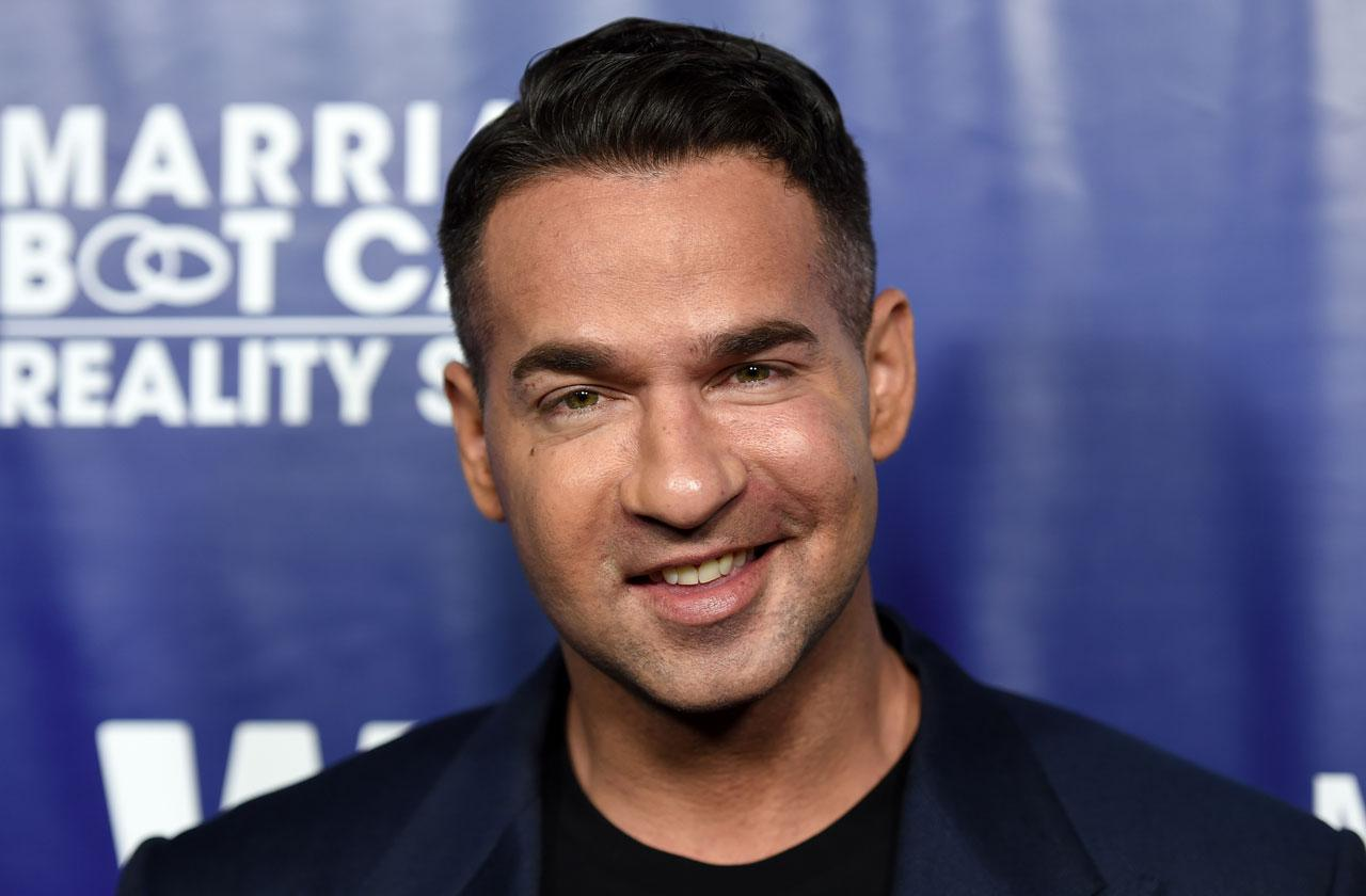 Mike sorrentino 100 percent sober