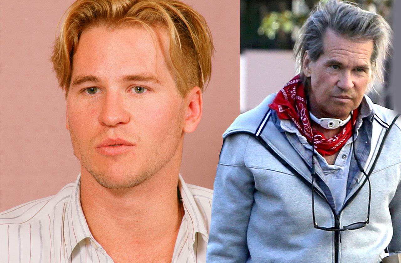 Val Kilmer Wants 'Iceman' To Return For 'Top Gun' Sequel