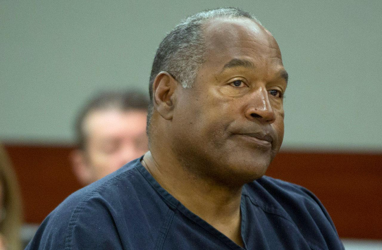 O.J. Simpson Balloons To 350 Pounds – Risks Kidney Failure