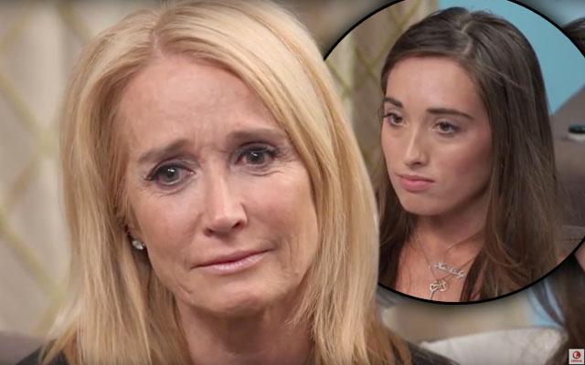 Kim Richards Daughter Kimberly Jackson Cry