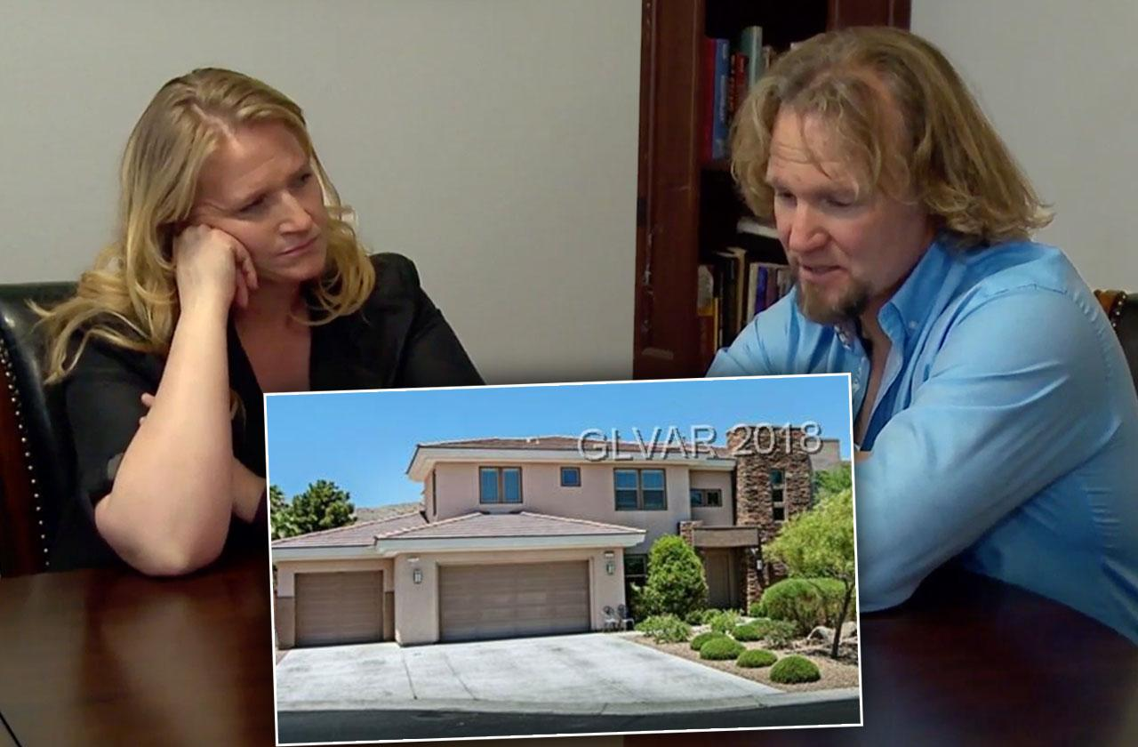 //kody brown wife Christine cuts price Nevada home again pp