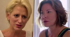 RHONY Dorinda Medley Luann De Lesseps Friendship Over After Cabaret Show
