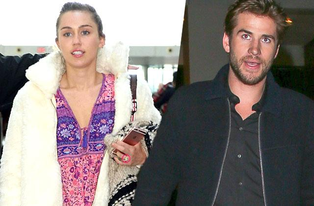 //liam hemsworth miley cyrus not engaged pp