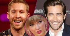 Taylor Swift Concerned About New Friendship Between Exes Jake Jake Gyllenhaal and Calvin Harris