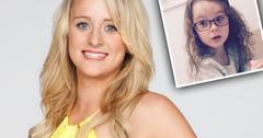 'Teen Mom' Leah Messer Corey Simms Daughter Sick Muscular Dystrophy
