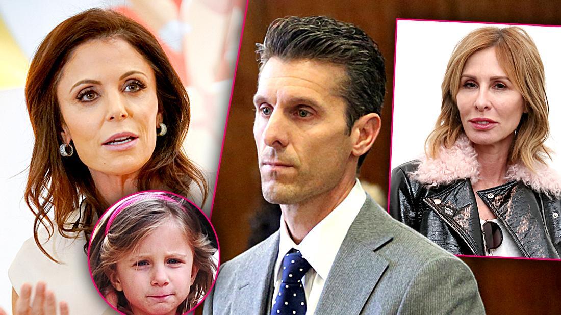 Bethenny's Ex Pal Carole Dragged Into Nasty Custody Battle