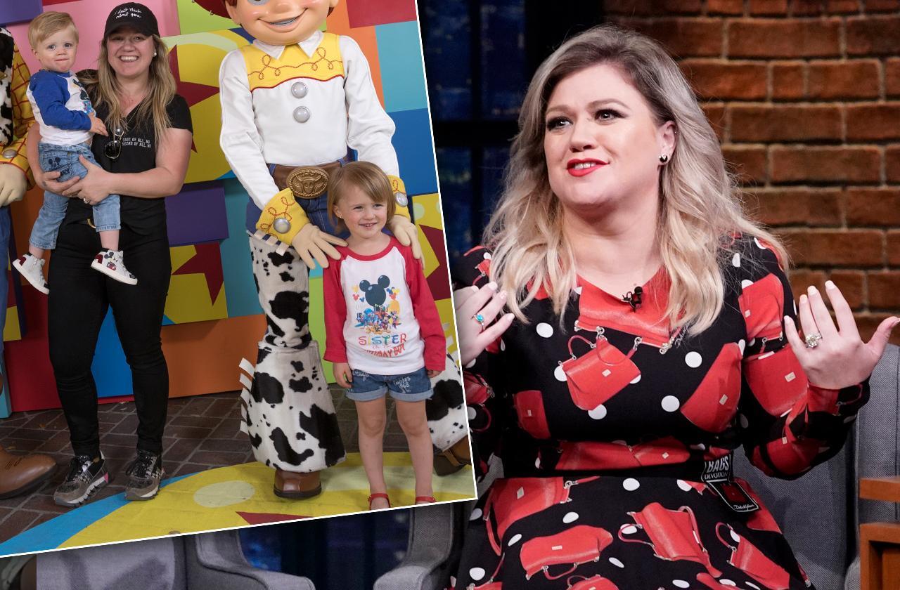 Kelly Clarkson & Kids Remington River Rose