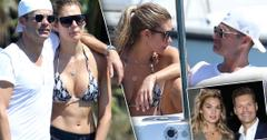 Ryan Seacrest & Girlfriend Shayna Taylor Show Beach Bodies Is Italy
