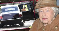 Angry Queen Elizabeth Goes To Church Amid Megxit