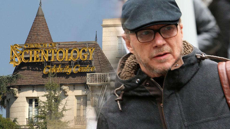 Paul Haggis Scientology Church Interview Fake 'Time' Reporter