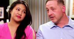 eric rosenbrook 90 day fiance estranged daughters Leida harassment