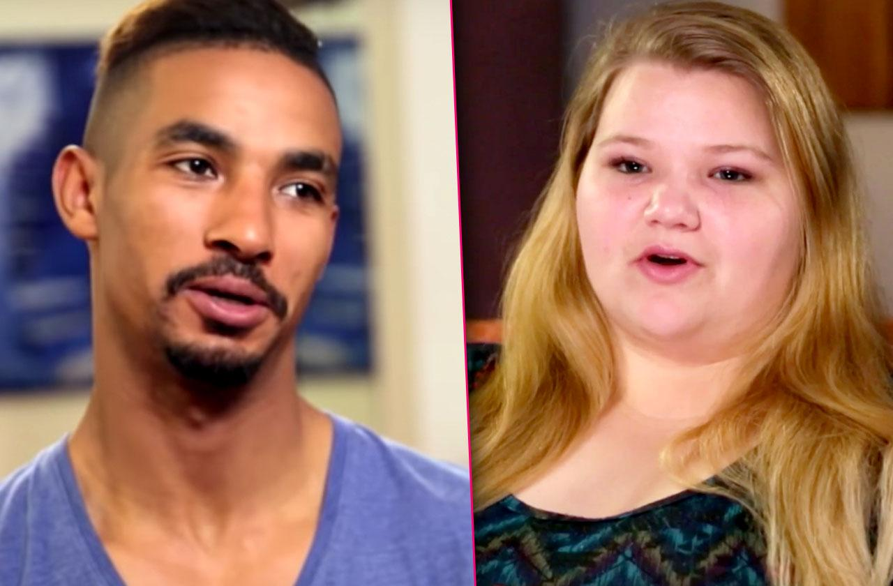 // day fiance star nicole nafziger calls off wedding azan tefou cheating scandal PP