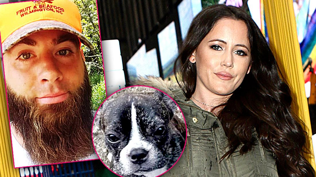 'TM2' Jenelle Paid David Child Support After He Killed Dog