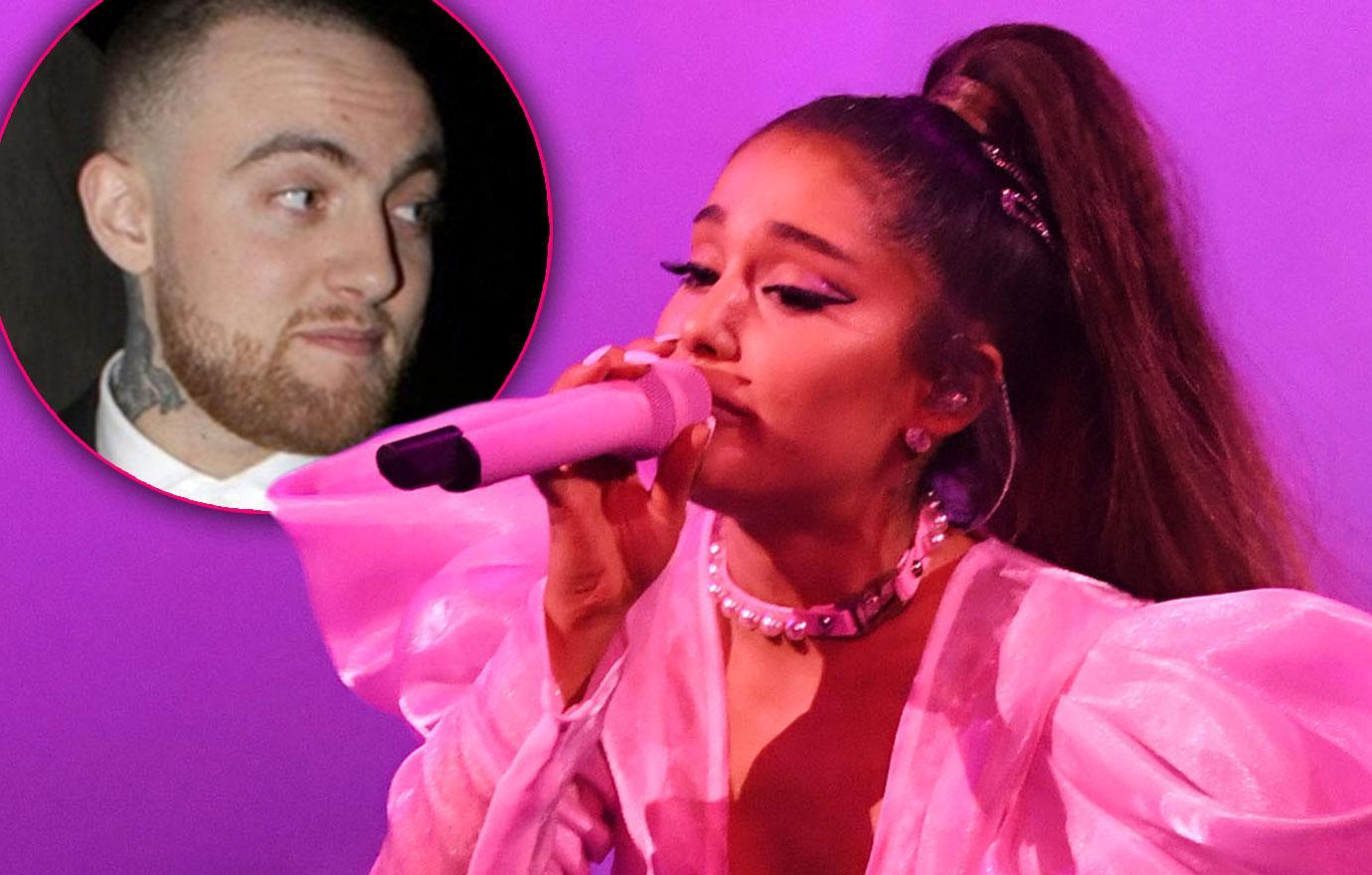 Ariana Grande Kicks Off 'Sweetener Tour' With Musical Tribute To Mac Miller