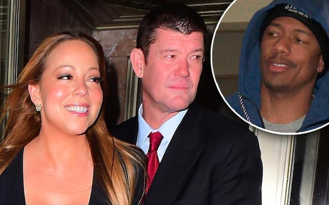 Nick Cannon Mariah Carey Engagement James Packer