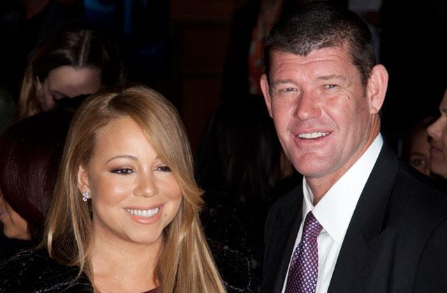 //Mariah Carey Wedding James Packer Billionaire On Hold pp