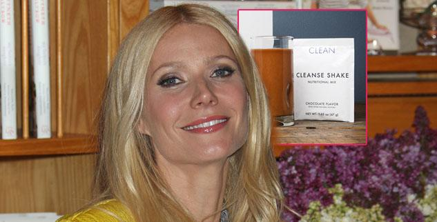 //paltrow cleanse