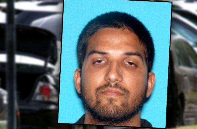 San Bernardino Shooting Syed Rizwan Farook Enrique Marquez