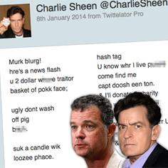 //sheen burg twitter rant fight sq