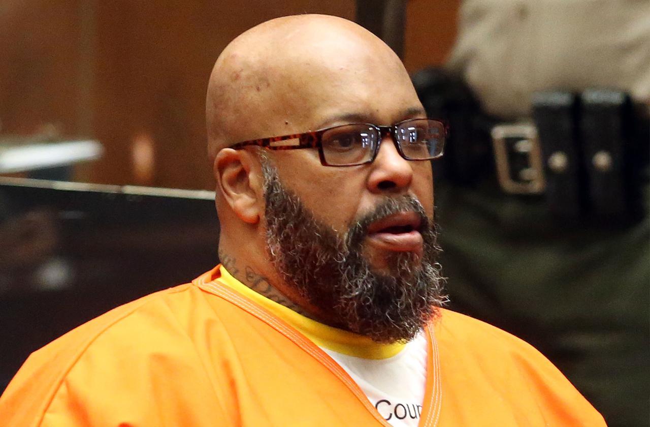 Suge Knight Plea Deal 28 Years Prison
