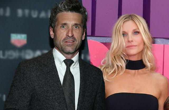 //patrick dempsey jillian fink dempsey new marriage issues pp