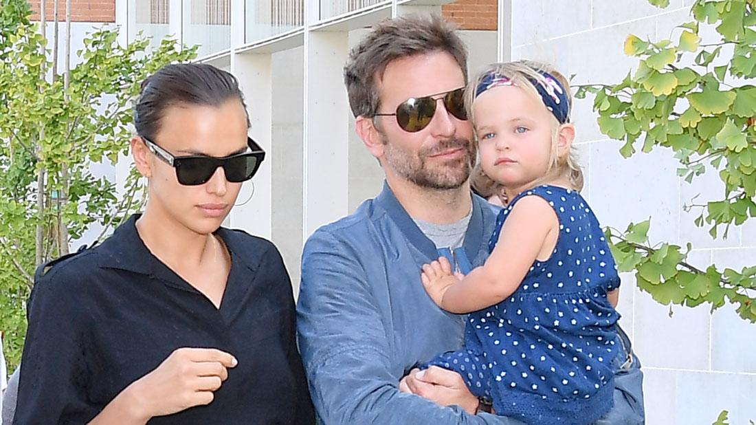 Bradley Cooper Staying In L.A. To Co-Parent Daughter After Breakup With Irina Shayk
