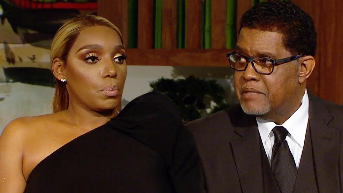 'RHOA' Reunion Recap NeNe Leakes Talks Divorce
