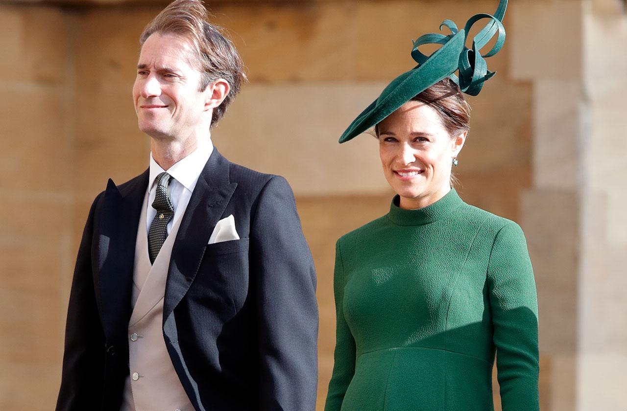 ippa Middleton Gives Birth Baby Boy