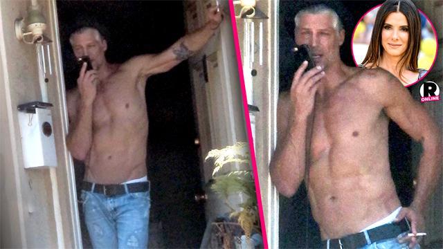 Sandra Bullock Boyfriend Bryan Randall Abs Shirtless