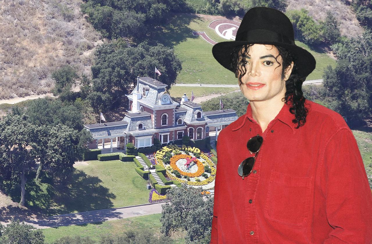 Michael Jackson Neverland Ranch Price Slash Sex Assault Scandal