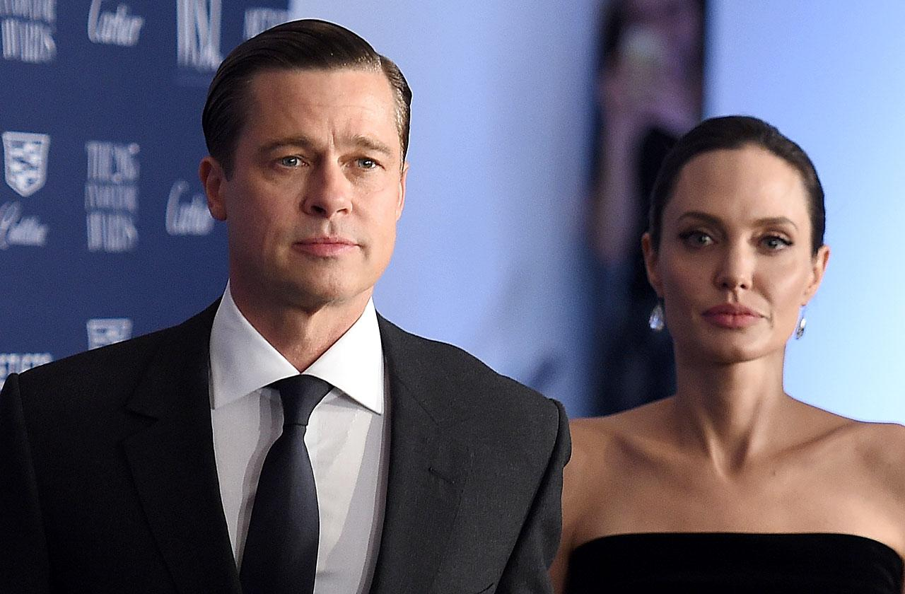 Angelina jolie brad pitt request more time custody battle