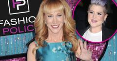 Kathy Griffin 'Fashion Police'