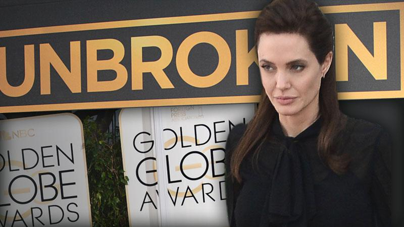 Angelina Jolie Golden Globes Snub