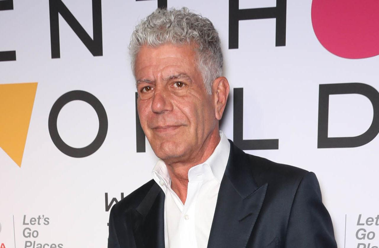 Anthony Bourdain No Drugs In His Body When He Died